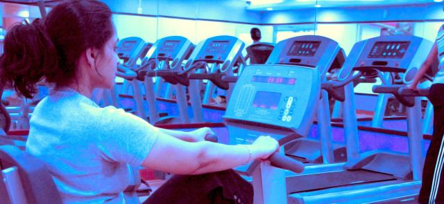 Trening może wspomóc i osłabić zdolności obronne organizmu