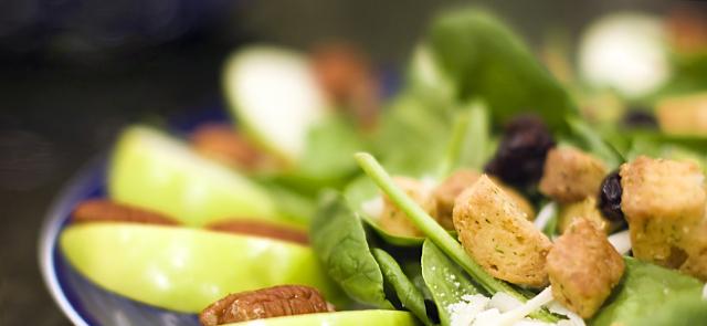 Dlaczego jedzenie powinno być smaczne?