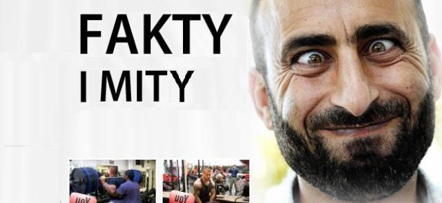 Największe brednie na temat siłowni, treningu i ćwiczeń