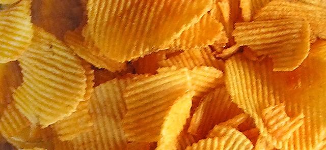 Frytki i chipsy - czyli ziemniaczana profanacja