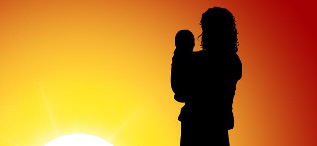 Otyłe mamy a ryzyko nadwagi u dziecka