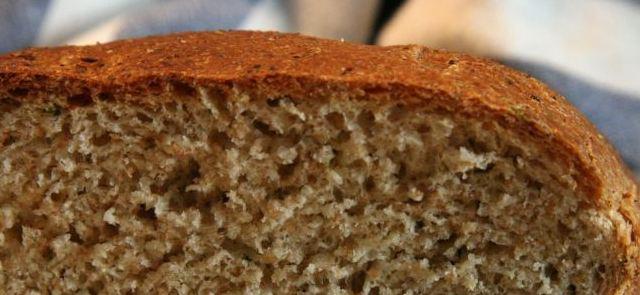 W poszukiwaniu  chleba razowego