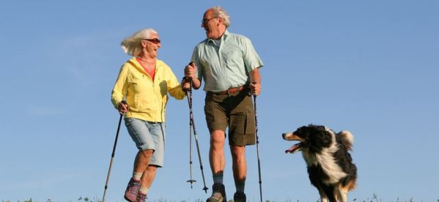 Nordic Walking i dieta gwarancją zdrowia i lepszej sylwetki