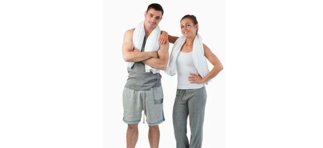 Ćwiczenia jakie możecie wykonywać we dwoje