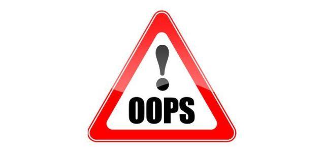 Pięć kardynalnych błędów odchudzania