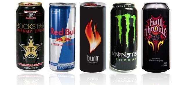 Energy drinki czyli chemia w puszce