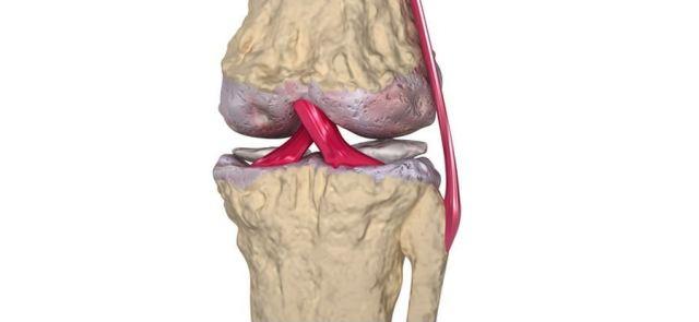 Trzaski i ból w kolanie