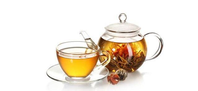 Pij herbatę i spalaj tłuszcz!