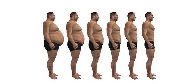 Jak zamienić tłuszcz w mięśnie?