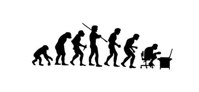 Epoka kamienna, rewolucja neolityczna i zmniejszający się mózg