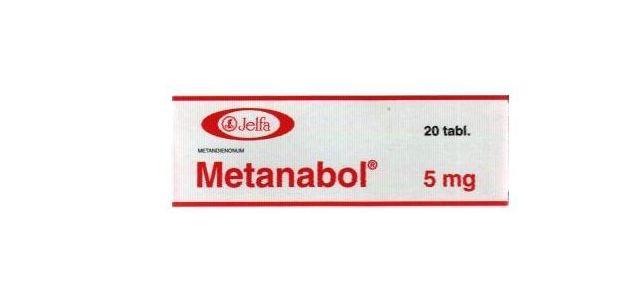 """Metanabol czyli popularna """"metka"""""""