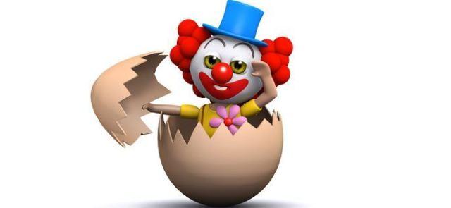 Co siedzi w jaju?