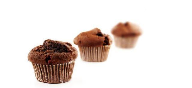 Przepis na bezglutenowe, szybkie świąteczne muffiny piernikowe