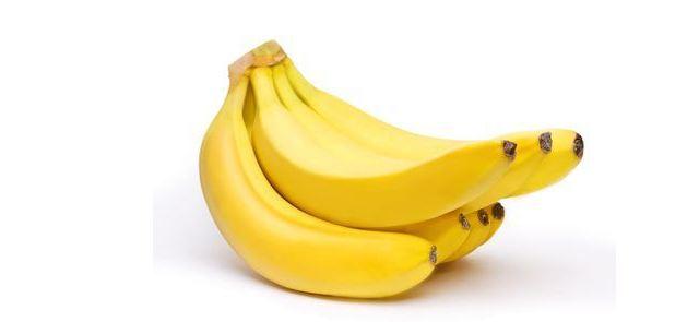 Co siedzi w końcówce banana?
