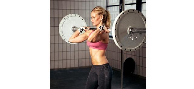 Przysiady z dużą ilością powtórzeń: masa, siła, a może redukcja tłuszczu?