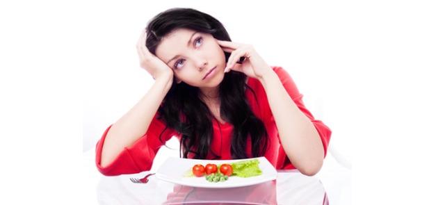 Jak pokonać niechęć do diety?