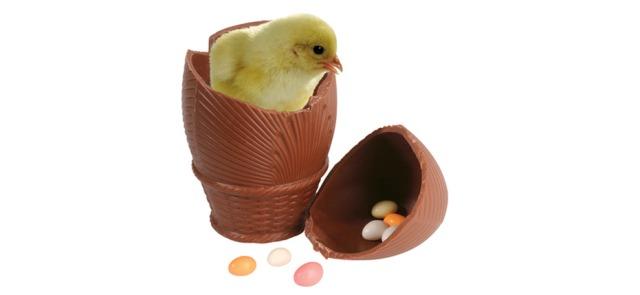 Jak nie przytyć w Wielkanoc?