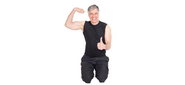 Na budowę mięśni nigdy nie jest za późno
