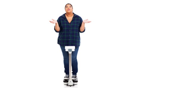 """""""Stosuję dietę, a waga ani drgnie,  jak to możliwe""""?"""