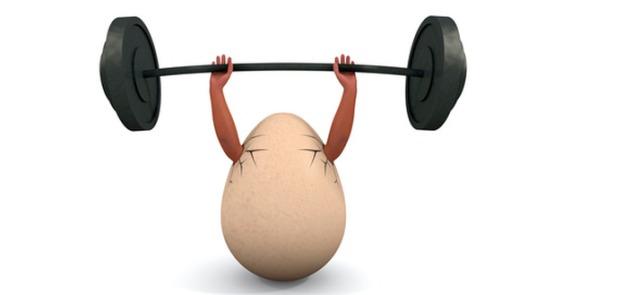 Jedz jajka i chudnij