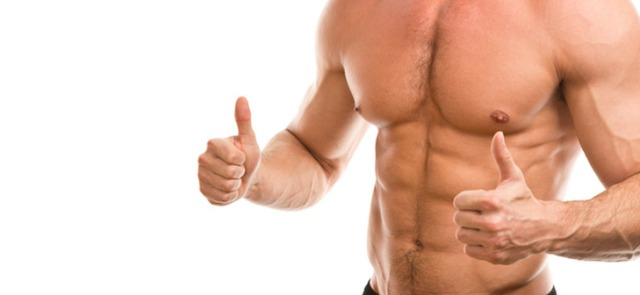 How to expose the abdominal muscles? Ten dietary rules