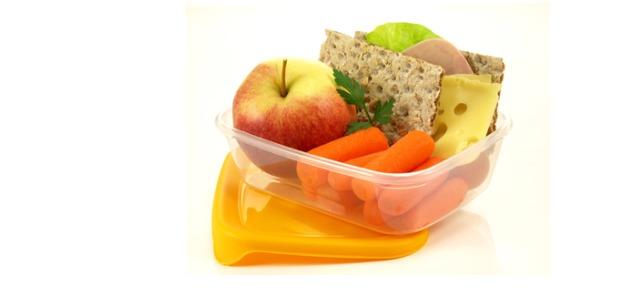 Co jeść w szkole i pracy?