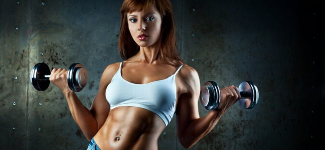 Pięć powodów dla których powinnaś ćwiczyć z ciężarami