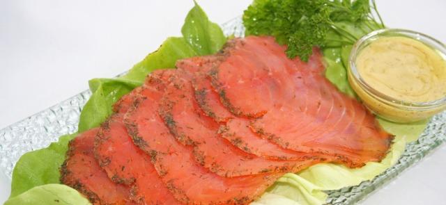 Jedz łososia – będziesz szczuplejszy!