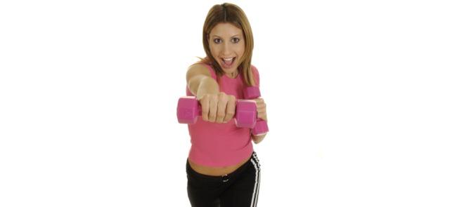 Spalaj kalorie bez ciężkich treningów