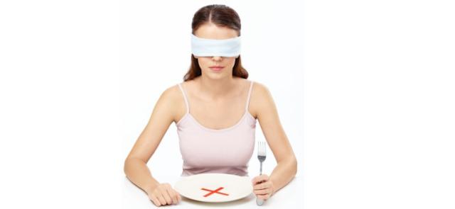 Najczęstsze  gafy popełniane podczas stosowania diet odchudzających