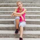 Trening zacznij od schodów...