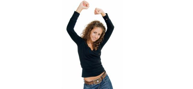 Baw się i spalaj tłuszcz tańcząc