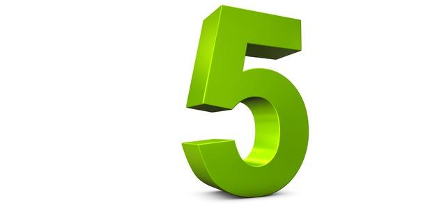 Pięć elementarnych zasad dobrej regeneracji