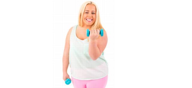 Jestem gruba, a trzymam dietę i ćwiczę - co robić?