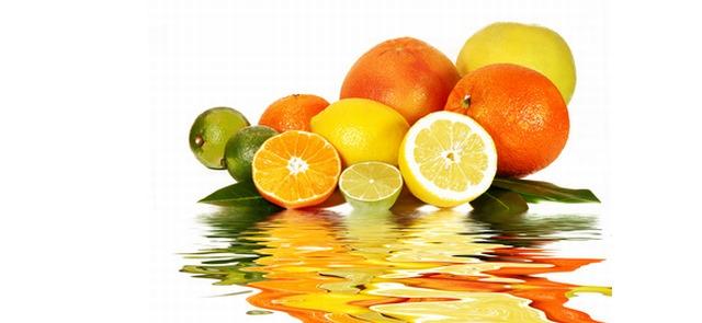 Substancje zawarte  cytrusach hamują przyrost tkanki tłuszczowej i ułatwiają jej spalanie