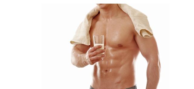 """""""Pij mleko, będziesz wielki"""", czyli czy picie mleka wspomagać może budowę muskulatury?"""