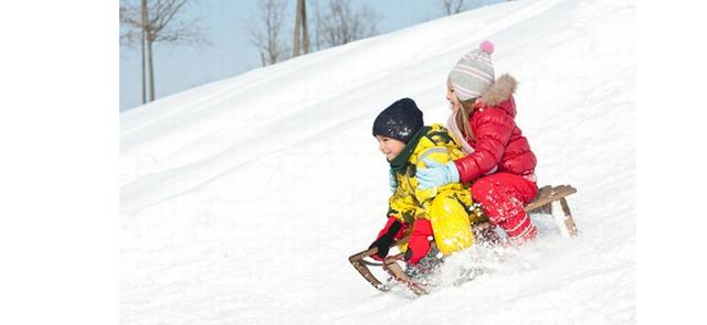 Sanki, narty, śnieżny orzeł… wyzwól w sobie dziecko, baw się i spal zbędne kalorie! (cz. II)