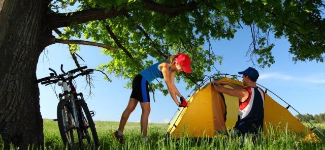 Wakacje pod namiotem? Dlaczego nie!