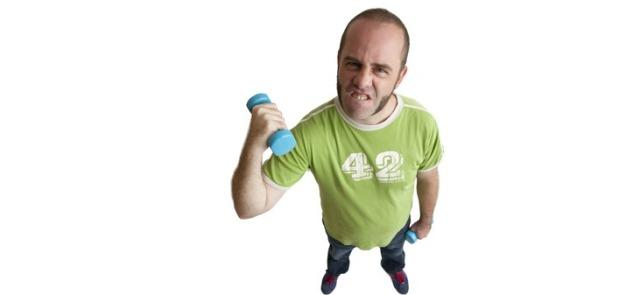 Szalone, ciężkie treningi – czy dają wymarzoną sylwetkę?