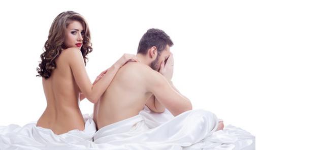 Nieudane życie seksualne? Znajdź przyczynę