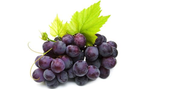 Sześć  powodów, dla których warto jeść winogrona