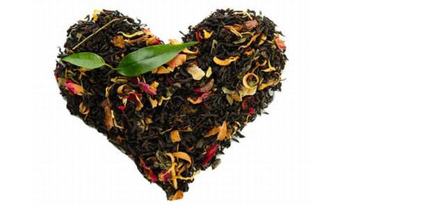 Herbata czarna dobra dla serca