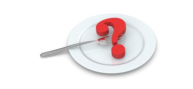 Czy serwując posiłki na mniejszych talerzach schudnę prędzej?