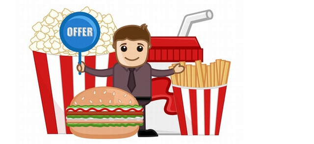 Kto jest najbardziej podatny na zgubne działanie reklam żywności?
