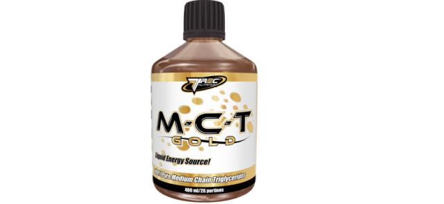 Olej MCT przyspiesza redukcję tkanki tłuszczowej