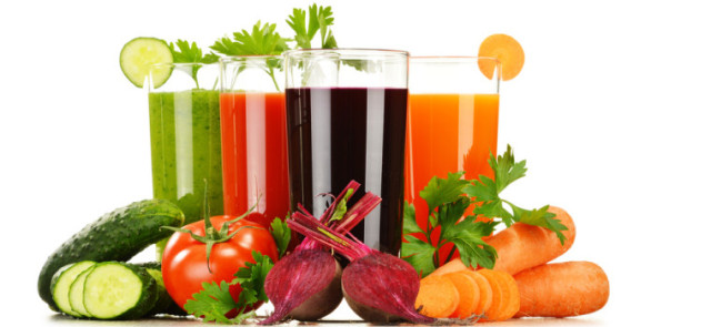Vegetable juices: is it worth including them in your menu?