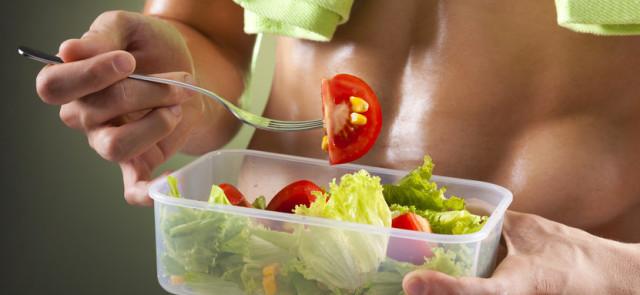 Jedz węgle i buduj czysta masę mięśniową