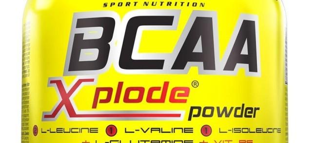 BCAA zwiększają poziom glutaminy we krwi