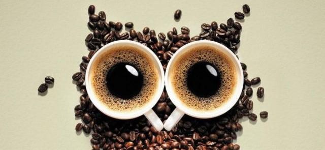 Pre-training coffee