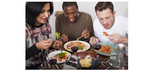 Jedzenie jako forma spędzania wolnego czasu